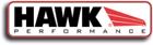 Тормозные колодки с высокими характеристиками Hawk Performance